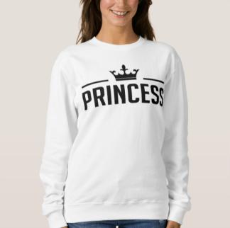 Prince and Princess Shirts