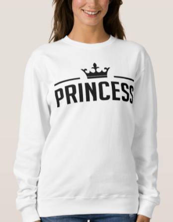 Prince and Princess Shirts