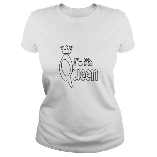 Couples King Queen I M His Queen For Wom