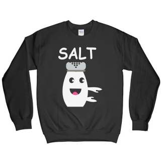 Salt Cute Couple Sweatshirts