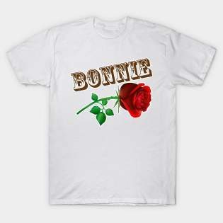 Cute Bonnie and Clyde Shirts