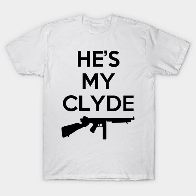 He's My Bonnie T-Shirt