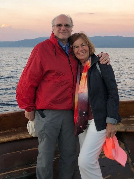 Peter Sheras and Phyllis Koch-Sheras