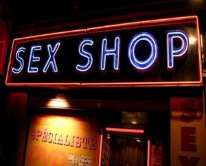 How To Find a Threesome at a Sex Shop