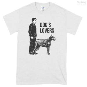 Dog Lover T Shirt