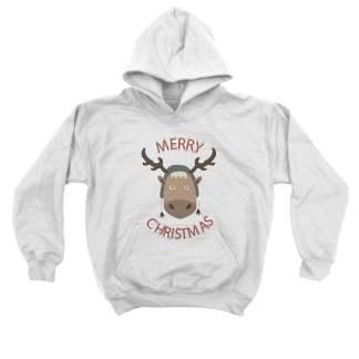 Kids Reindeer Shirt - Kids Reindeer Hoodie