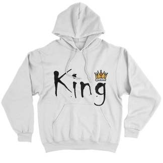 Scary King Hoodie