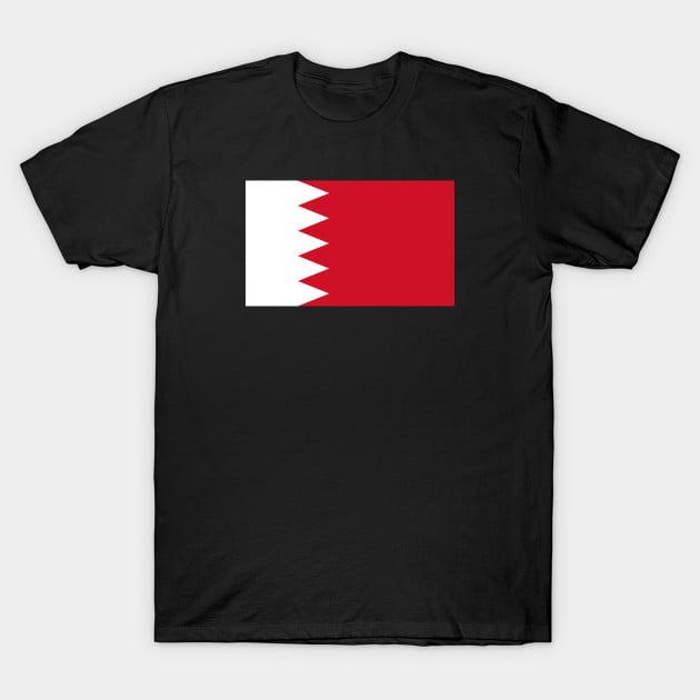 Flag Of Bahrain T-Shirt