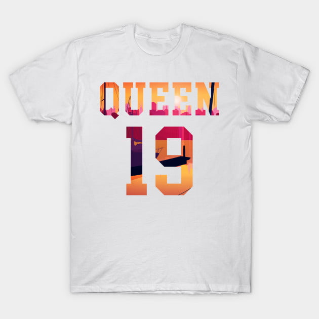 King Queen Together Since 2019 Shirts