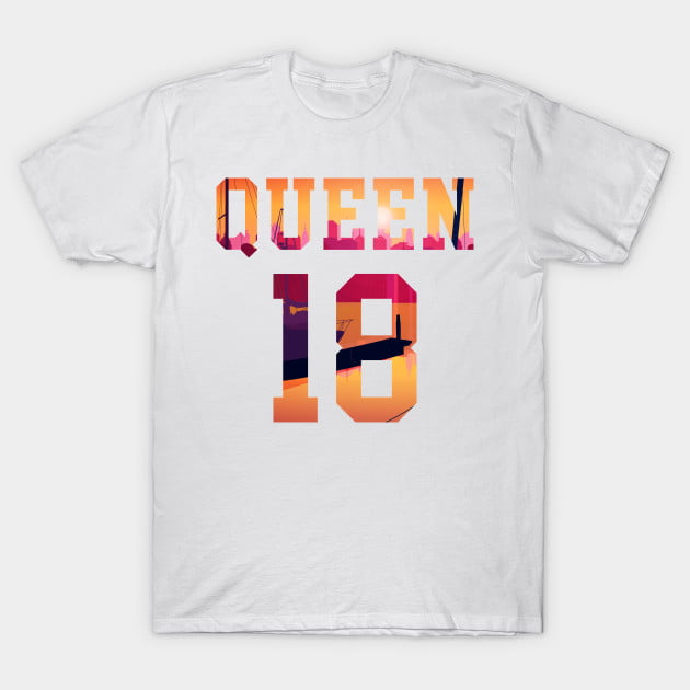 King Queen Together Since 2018 Shirts