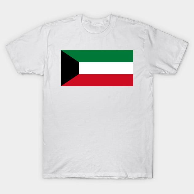 Flag Of Kuwait T-Shirt