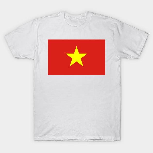 Flag of Viet Nam T-Shirt