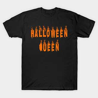Halloween King and Queen Shirts