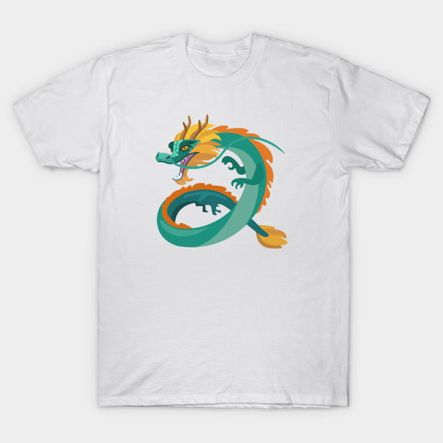 Dragon Chinese T-Shirt