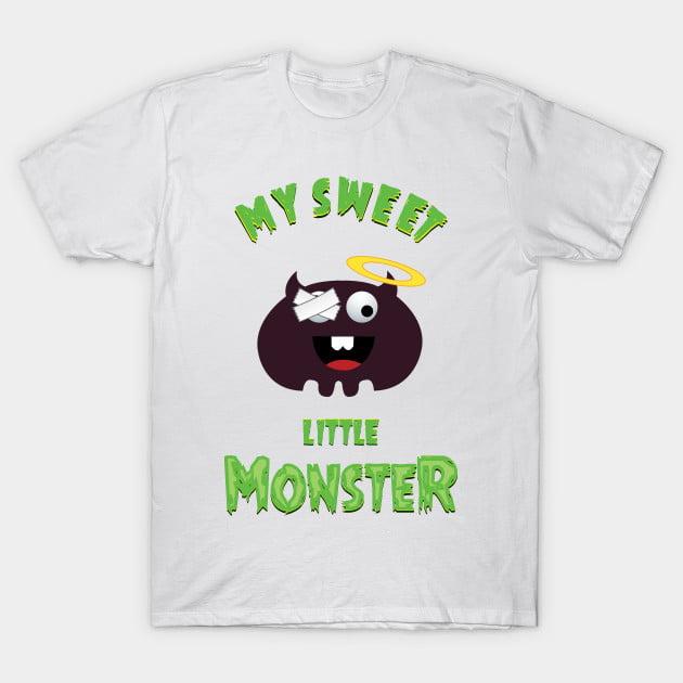 My Sweet Monster Halloween T-Shirts