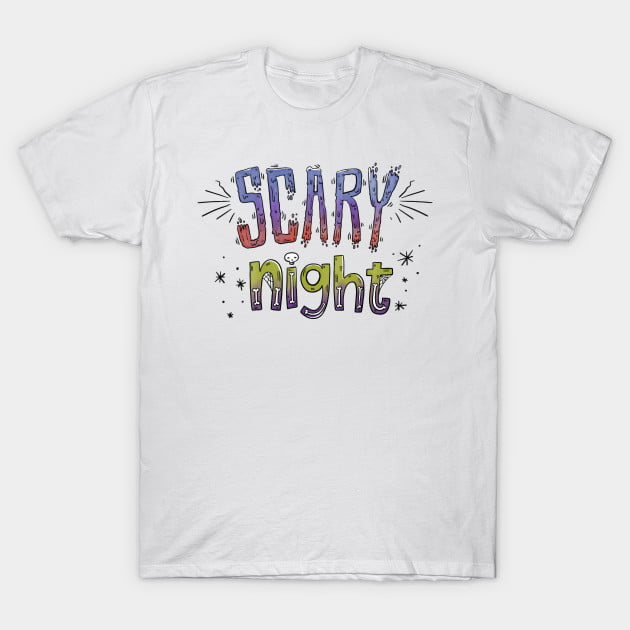 Scary Night T-Shirt