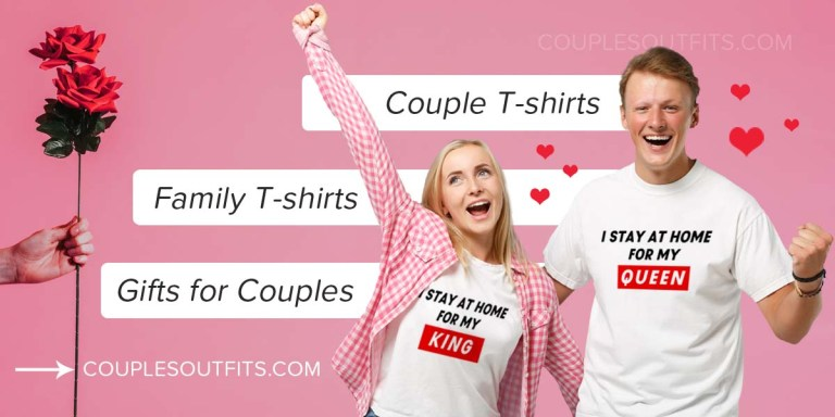 Cute Couple Matching Outfits banner by couplesoutfits.com