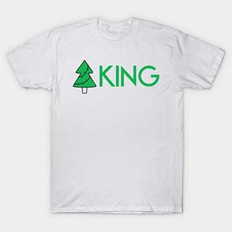 Green Pine King T-Shirt