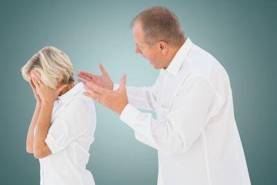 constant bickering in marriage