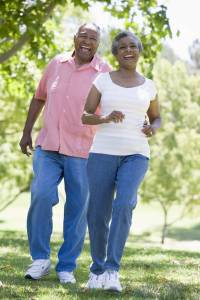 Photo of African American Couple Smiling | Couples Therapy & Marriage Counseling | Dr. Timothy Barron, Couples Counselor | Cincinnati, OH 45226