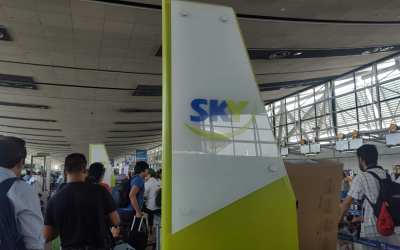 What's it like to fly Sky Airline? SKY Airline review