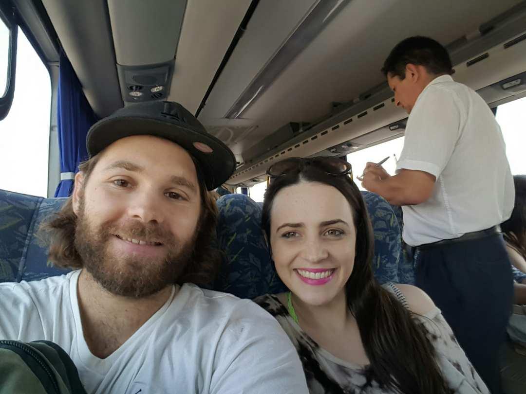 Santiago Airport Bus