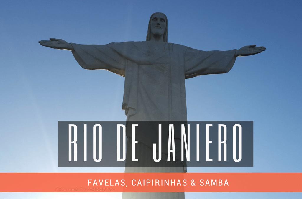 Travel Guide – Rio De Janeiro