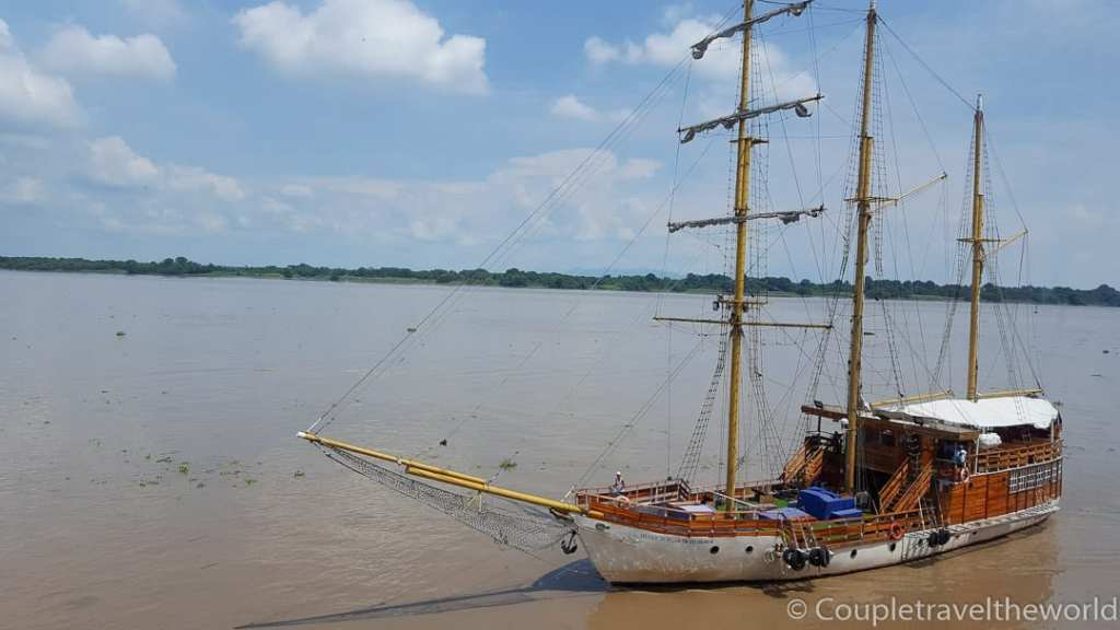 Cruise Guayas River Guayaquil