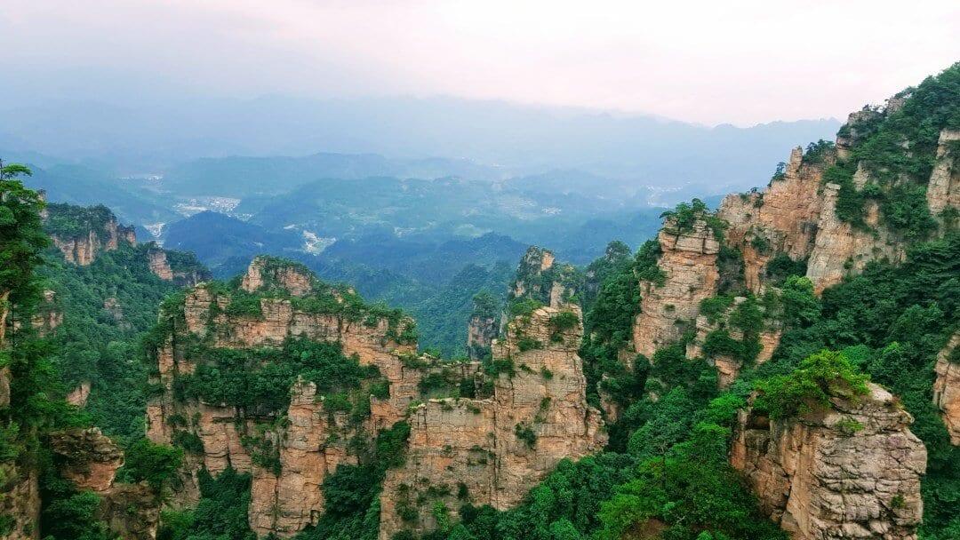 Yangjiajie+China+What+to+do
