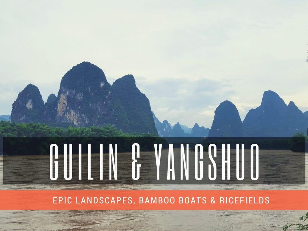Things to do in Guilin & Yanshuo
