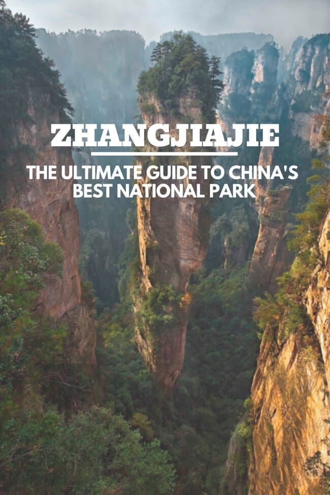 Best things to do in Zhangjiajie