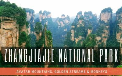 Travel Guide – Zhangjiajie National Park, China