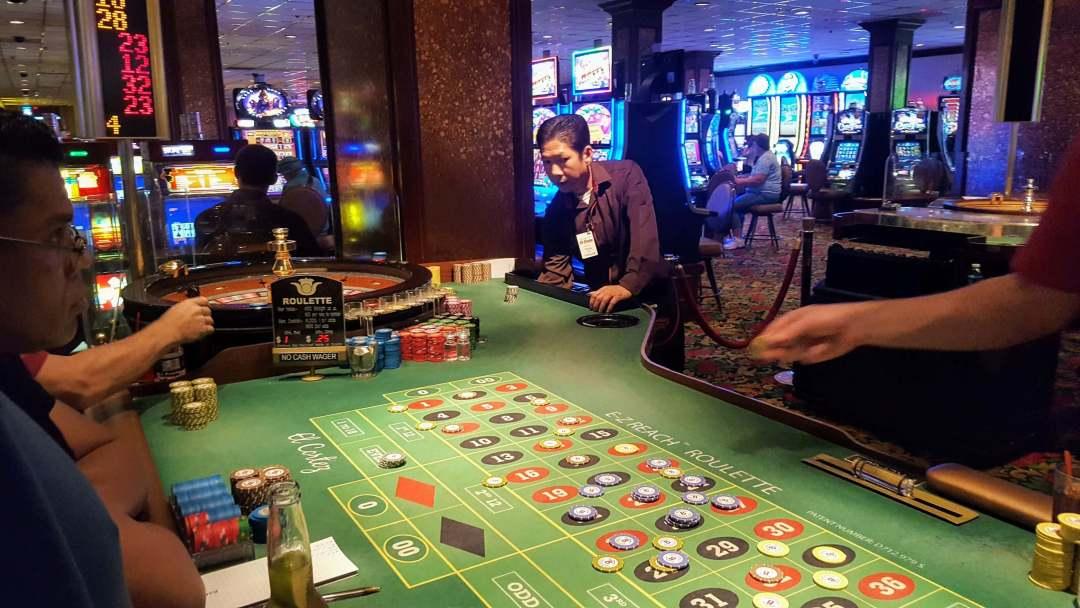 An image depicting 25 cent Roulette at El Cortez Hotel & Casino, Cheapest Roulette in Las Vegas
