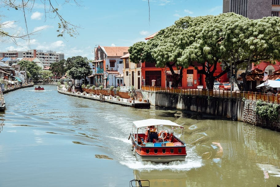 Things to do in Malacca - Malacca River
