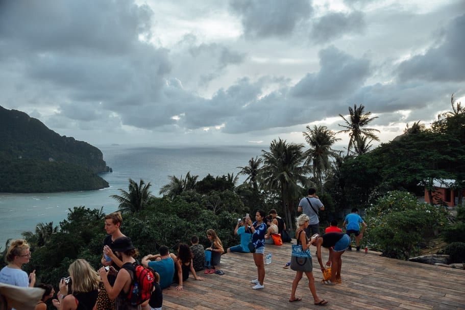 Phi Phi Viewpoint When to Visit