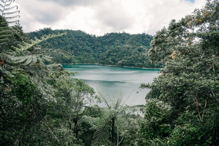 Twin Lakes Hiking Trails