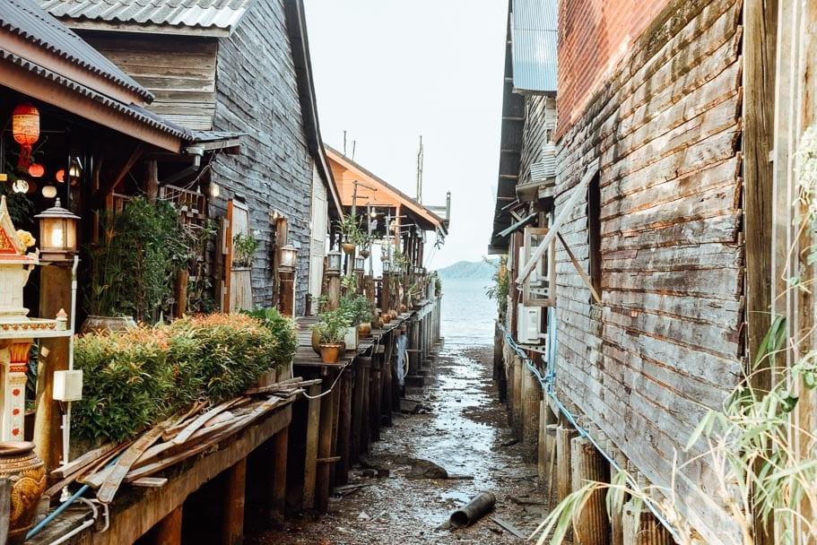 Old Town Koh Lanta