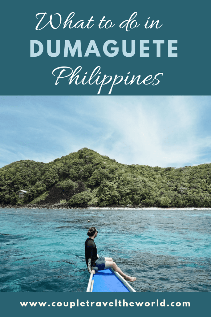 What to do in Dumaguete Philippines