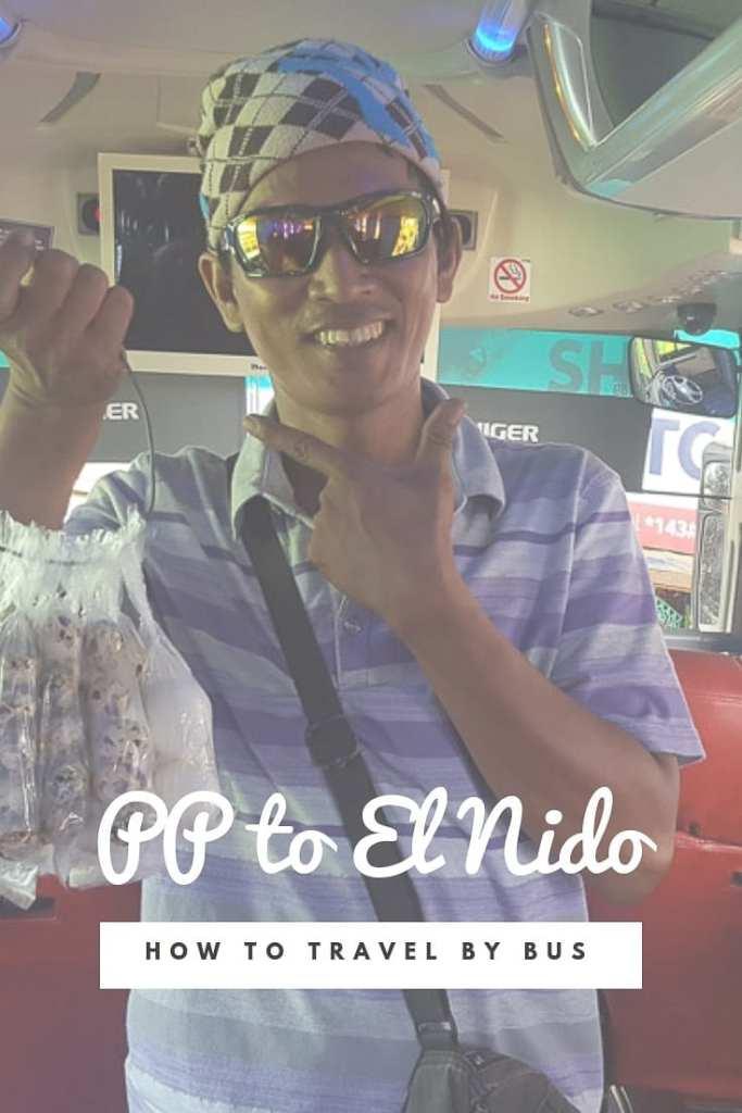 El Nido Puerto Princesa Bus
