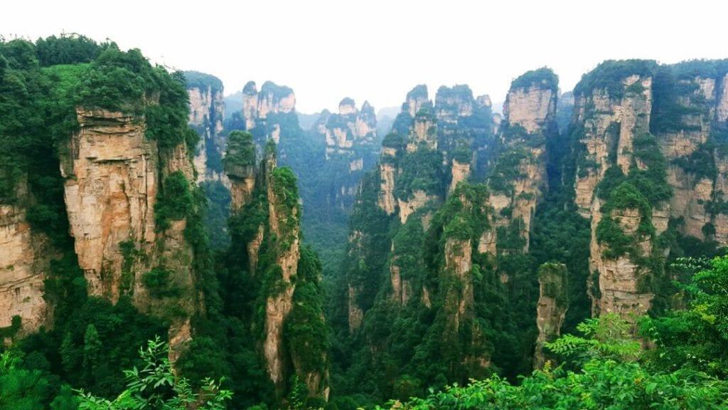 Travel Guide Zhangjiajie China