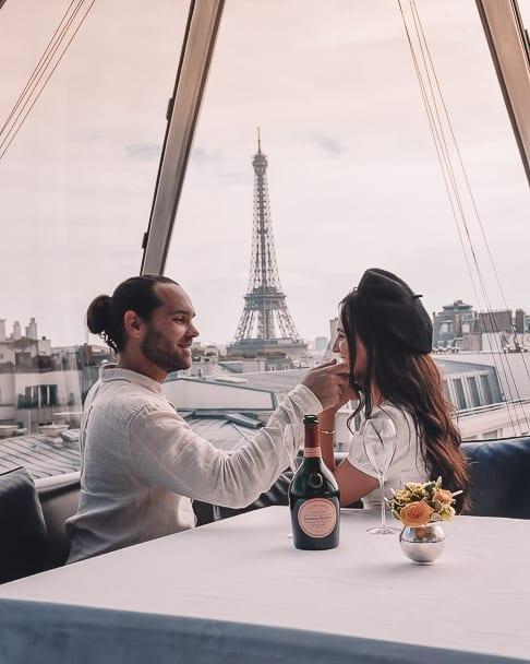 Instagrammable-paris-romantic-lunch