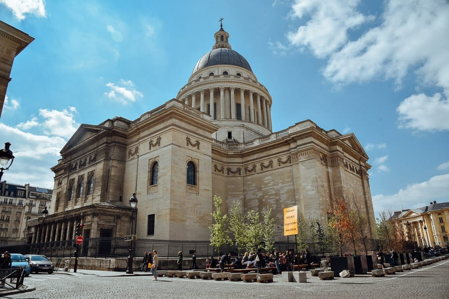 Pantheon Paris Facts (Including one shocker!)