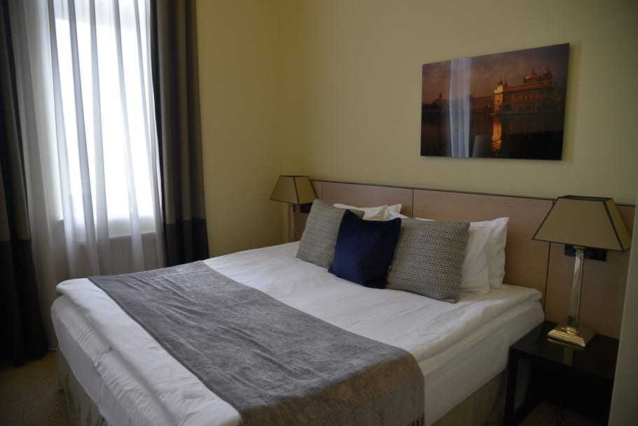 Astoria Hotel where to stay in lviv