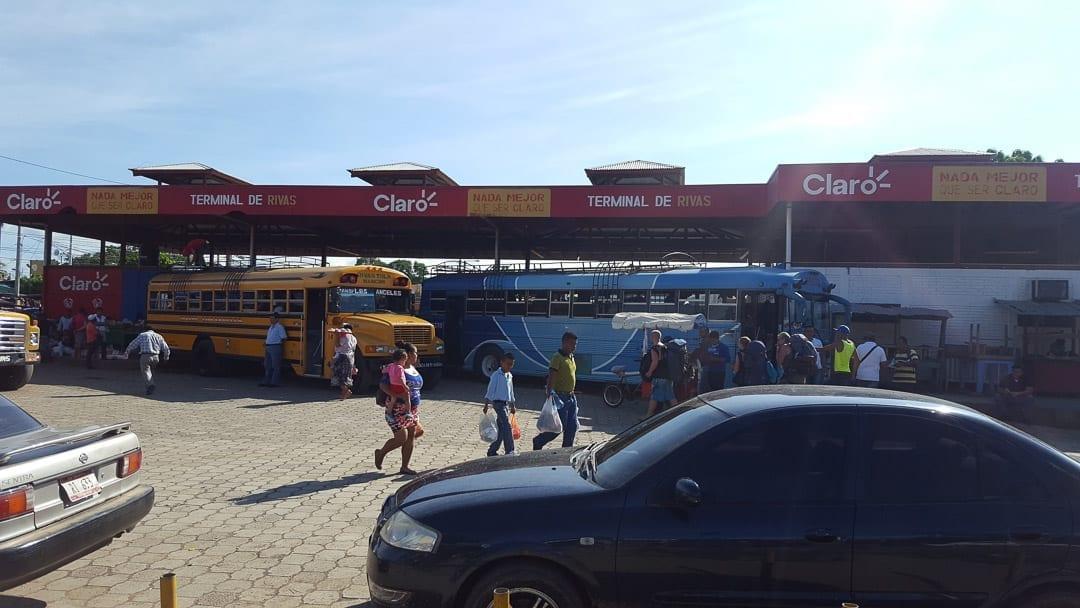 Photo-of-Rivas-Bus-Terminal-where-we-arrived-from-San-Juan-del-Sur-bus