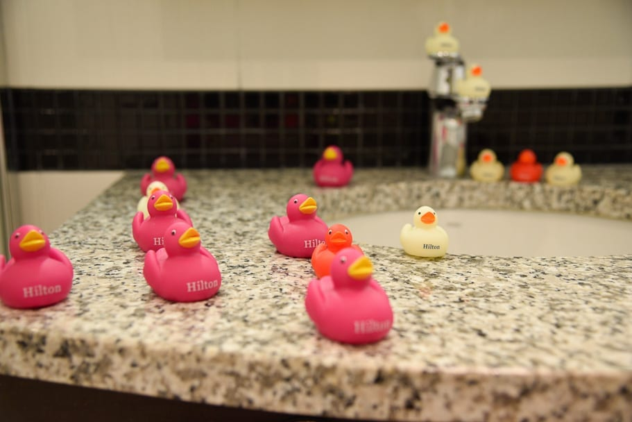 Hamption-by-Hilton-Warsaw-City-Centre-review-rooms-rubber-duckie
