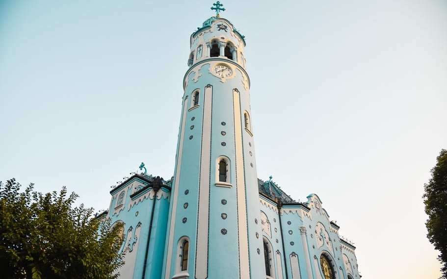 Blue Church Bratislava – The Ultimate Guide