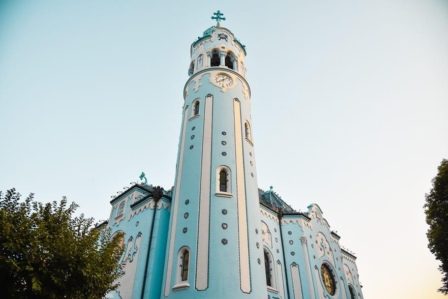 Blue Church Bratislava – The Ultimate Guide