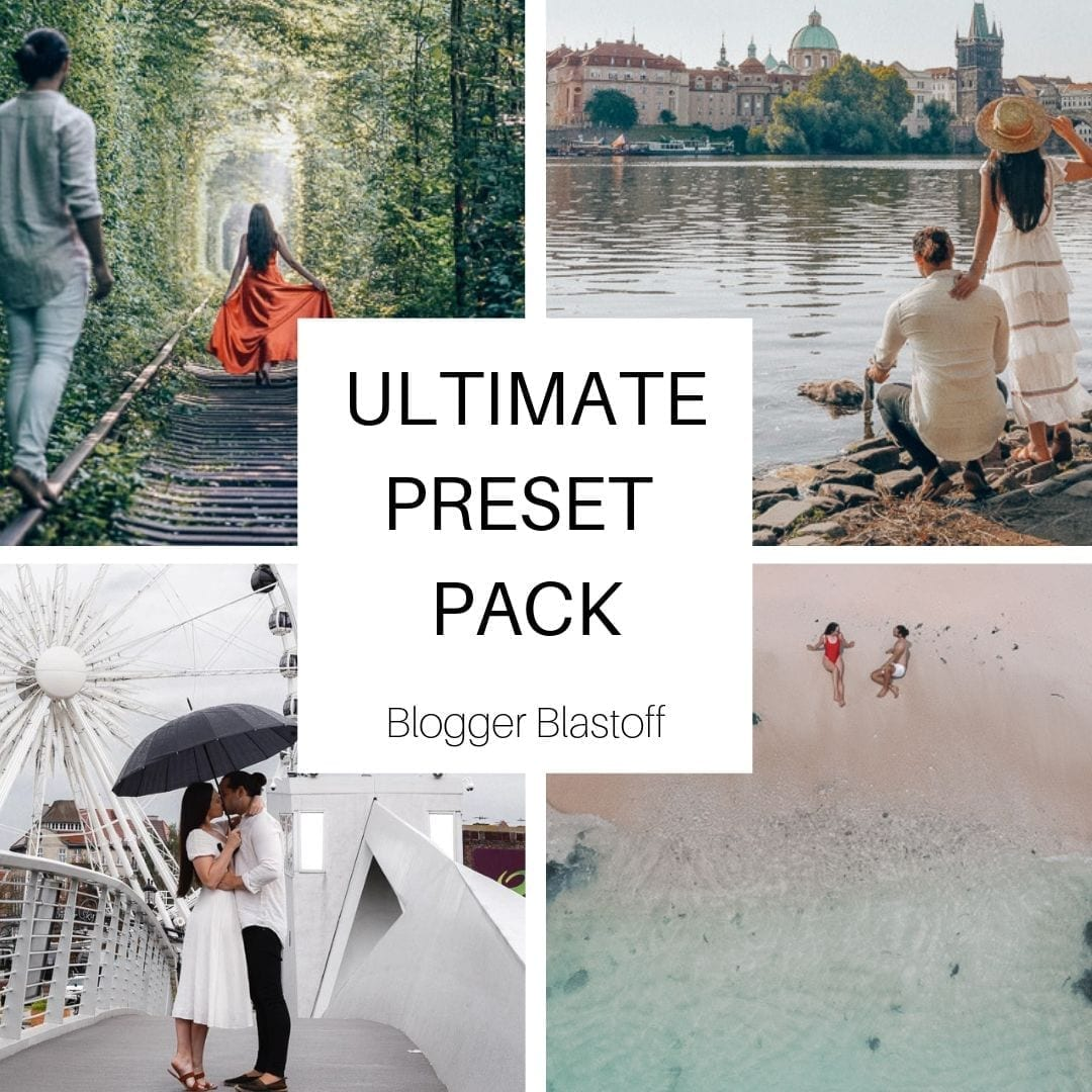42 Lightroom Presets perfect for bloggers and Instagram