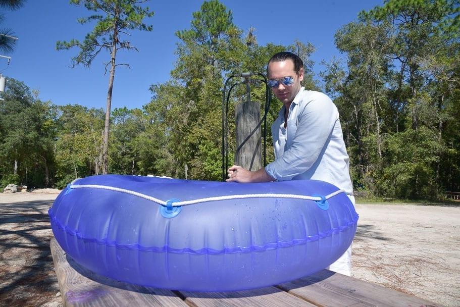 Ginnie-Springs-air-pump