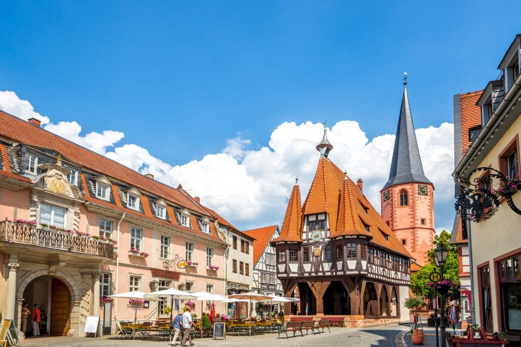 Michelstadt-Germany